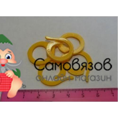 Аксессуары для вязания Кольцо маркировочное d 14 мм