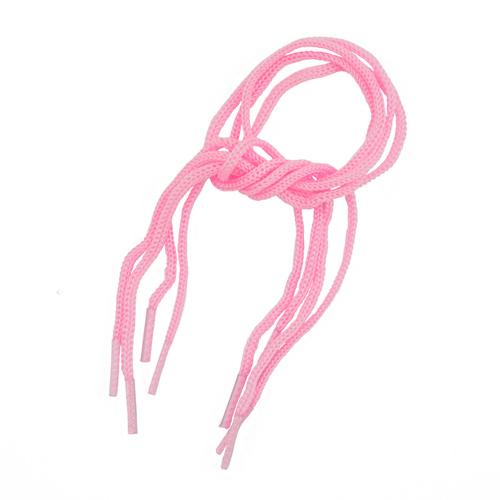 Шнурки 25391 обувные для игрушек, 1,5см*30см, 2 пары, роз
